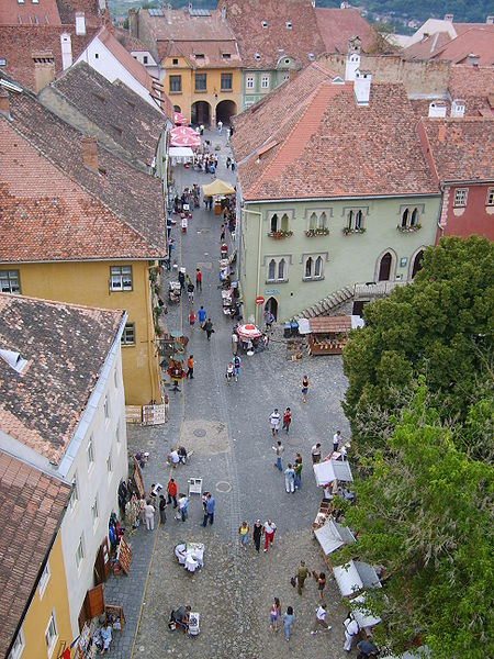 450px-Sighisoara_view_from_the_clock_tower